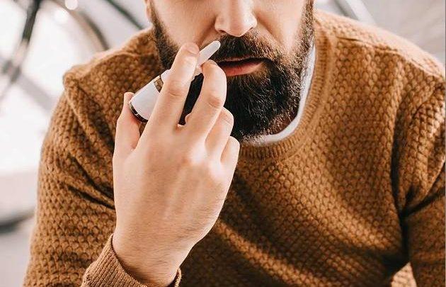 Medikament wird zur Droge!: Dieser Promi ist süchtig nach Nasenspray