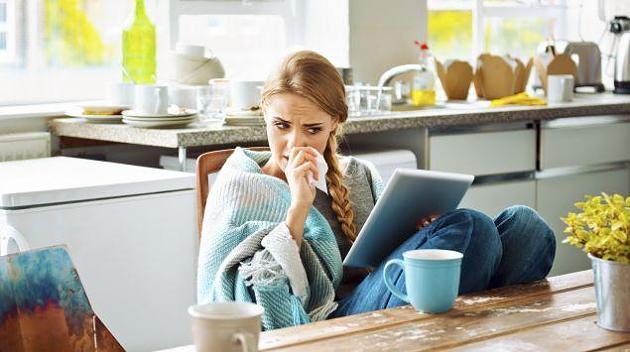 Zahnschmerzen bei Erkältung – das sind die Ursachen!