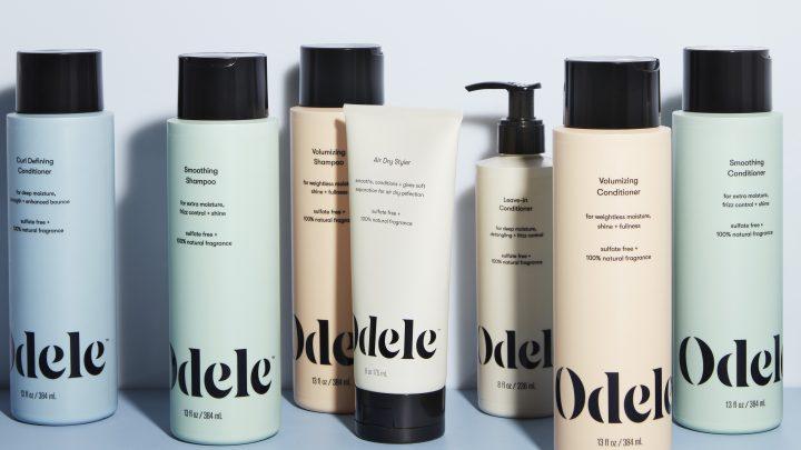 CPG Tierärzte Debüt Odele, eine Modernisierte Messe Hair Marke