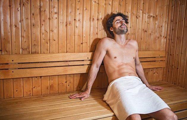 Wann sollten Sie besser nicht in die Sauna gehen?