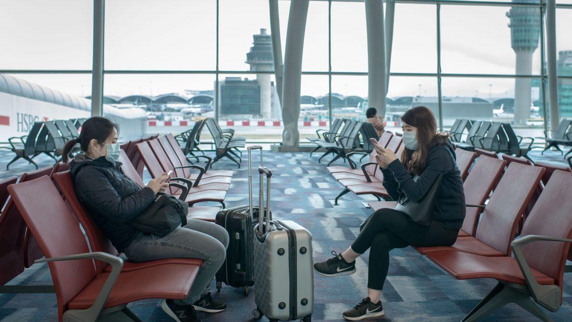 Travel Retail an der Front als Coronavirus Breitet sich