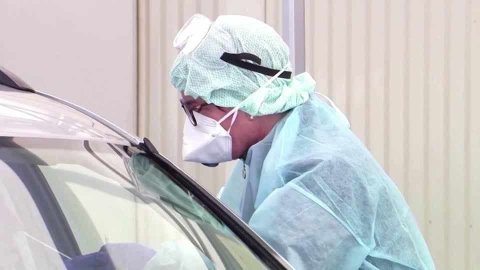 Coronavirus: Drive-In-Tester zieht positive Zwischenbilanz