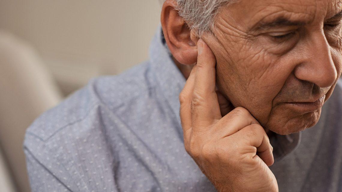 Gutes Hören vermeidet Stürze
