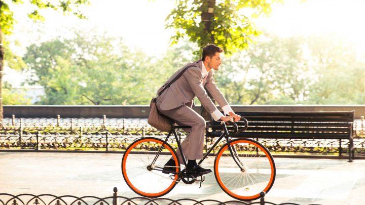 Arbeitsweg: Wer auf das Auto verzichtet, lebt länger