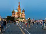 Moskau erleichtert lockdown-trotz der hohen Arbeitsbelastung virus