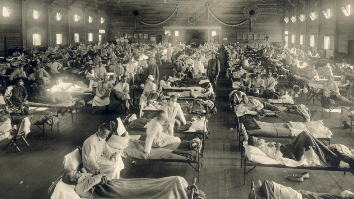 5 Wege, die Welt ist besser dran, der Umgang mit einer Pandemie jetzt als 1918