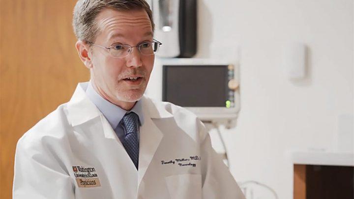 Experimentelles Medikament zeigt frühe Versprechen gegen erbliche form der ALS, Studie zeigt
