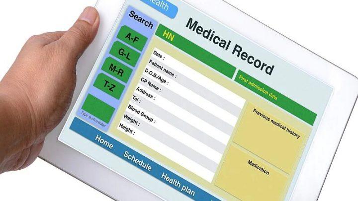 Electronic health records nicht erkennt viele Medikationsfehler