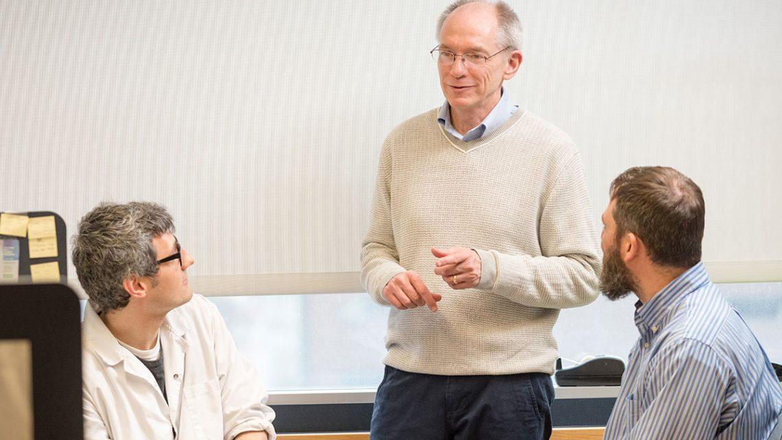 Suche nach Heilmittel für die häufigste parasitäre Infektion Fokus von 5,5 Millionen US-Dollar NIH grant