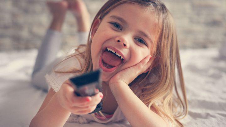 Warum manche Kinder mehr Spaß am Fernsehen haben