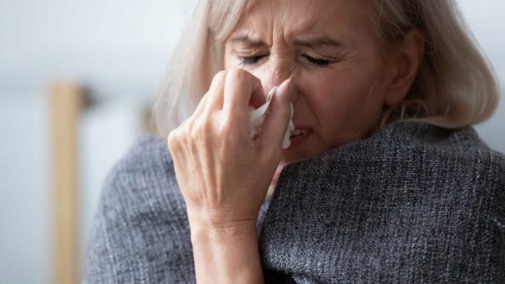 Wie eine Erkältung vor der Grippe schützt