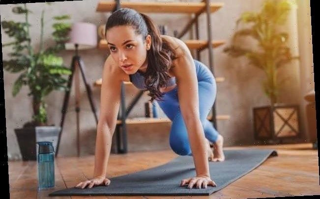 12 Minuten HIIT: Sechs Übungen, die die Fettverbrennung ankurbeln