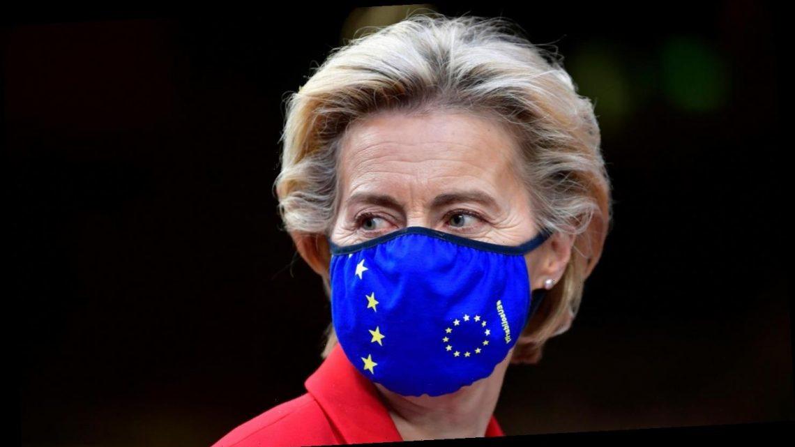 Nach Kontakt zu Infiziertem: EU-Kommissionspräsidentin von der Leyen in Quarantäne