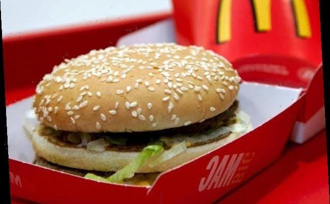 Bizarre McDonald's-Bestellung: Einmal Burger ohne alles, bitte!