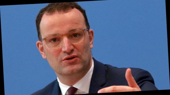 Gesundheitsminister Spahn weist Kritik an deutscher Impfstrategie entschieden zurück