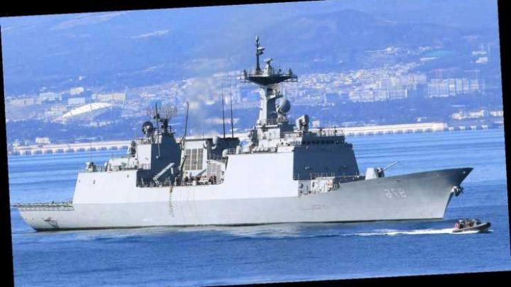 Corona-Massenausbruch auf See: Virus wütet auf südkoreanischem Zerstörer – komplette Besatzung ausgeflogen